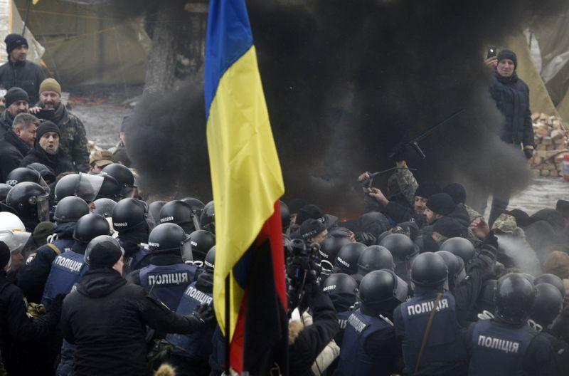 Ukrainian parliament passes bill on 'occupied' territories