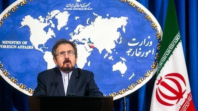 Iran condemns Trump's meddling tweets