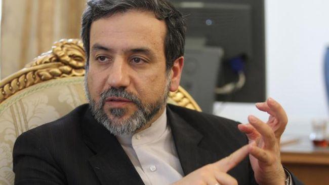 Iran diplomat holds political, economic talks in German trip