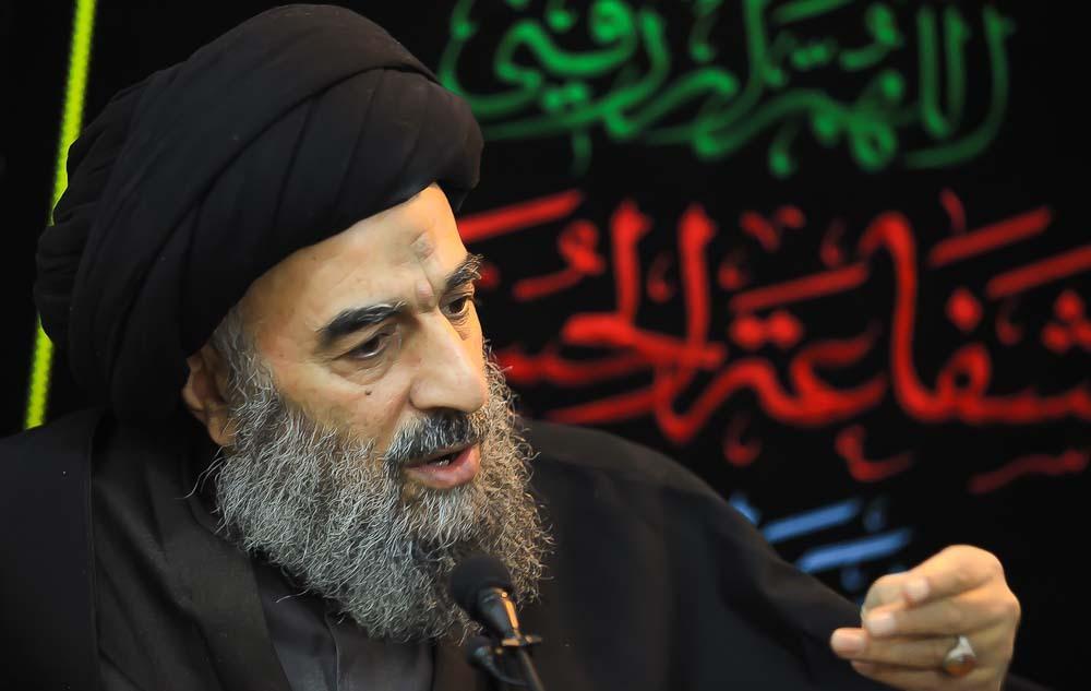 Senior Cleric urges defining road map for Iraq's development