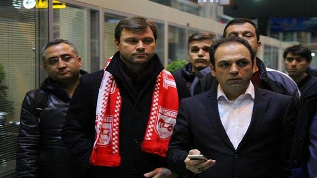 Sağlam signs deal as Iran's Tractor Sazi Tabriz new head coach