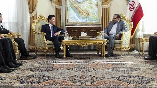 Shamkhani calls security 'Iran's redline'