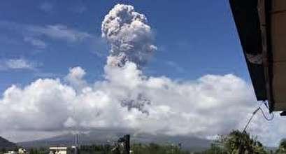 Philippines raises volcano alert again; hazardous eruption seen imminent