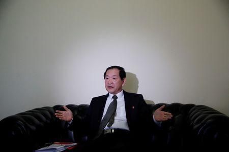 North Korea, U.S. clash at disarmament forum over nuclear arms
