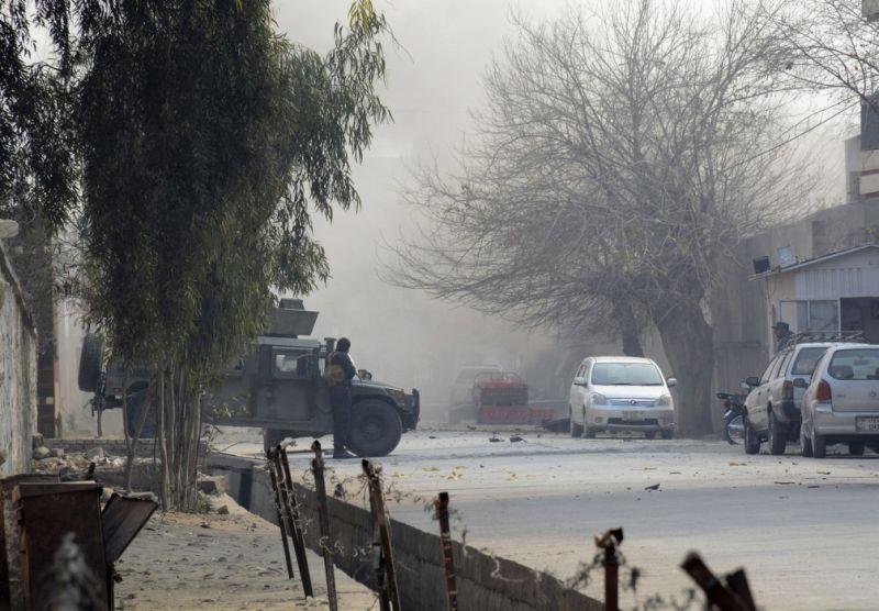 Daesh attacks Afghan offices of children's NGO, killing 4