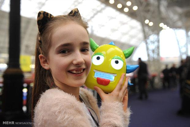 london 65th int'l toy fair