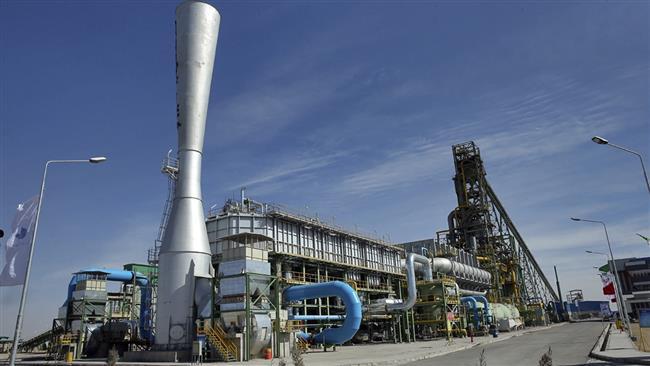 Iran opens third DRI steel mill using domestic technology