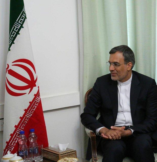 Iran's FM senior aide in Russia for new Syria peace talks