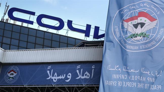 Syria peace effort on track as delegates gather in Sochi