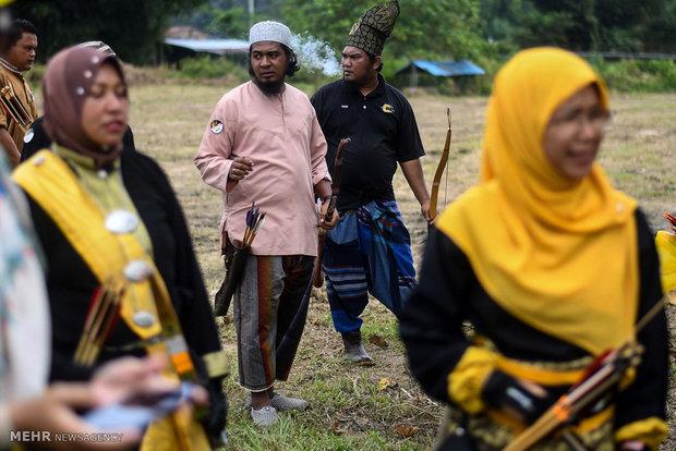 Malaysia hosts traditional archery tournament
