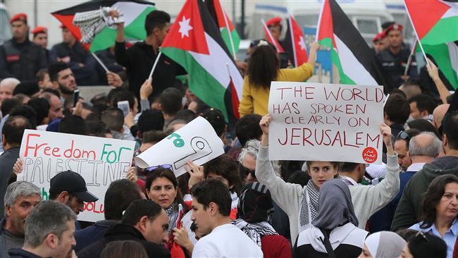 Jordan raps Israeli measures seeking further occupation, annexation of Palestinian land