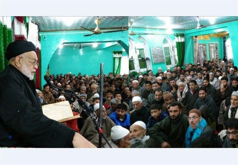 Prominent Kashmiri Shia scholar