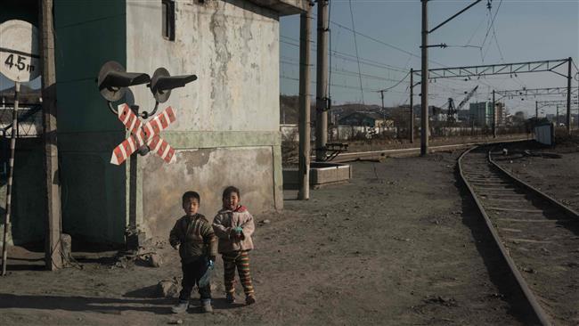 UN warns sanctions starving North Korea children to death