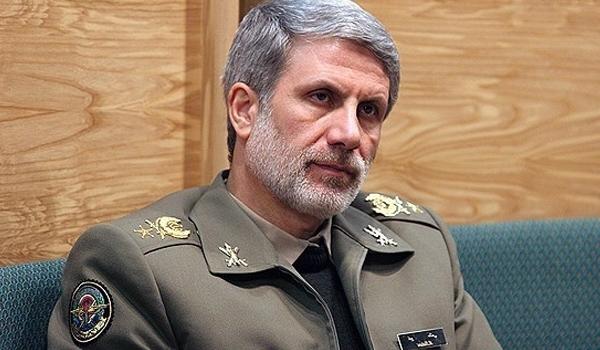 Iran minister: US seeks instability in region