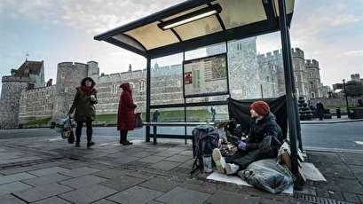 Homeless clampdown ahead of UK royal wedding sparks indignation