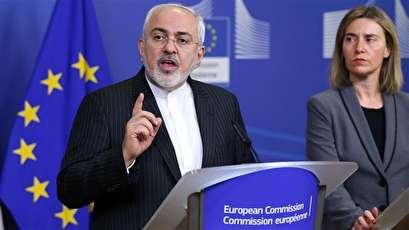 EU to invite Iran's Zarif for talks over recent riots