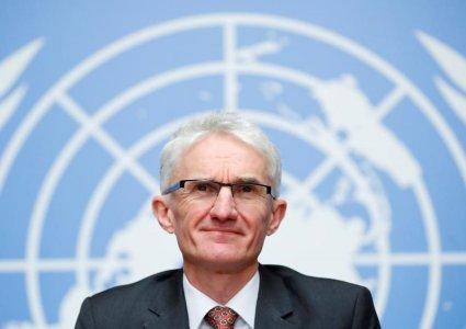 Top U.N. humanitarian official to visit Syria