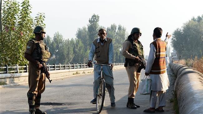 Indian troops kill top militant leader, associate in Kashmir