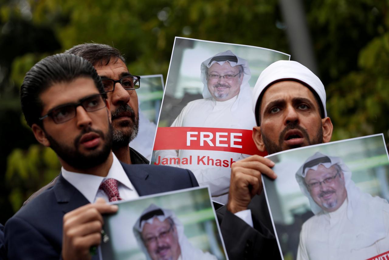 Qatari media group expresses concern over Khashoggi disappearance
