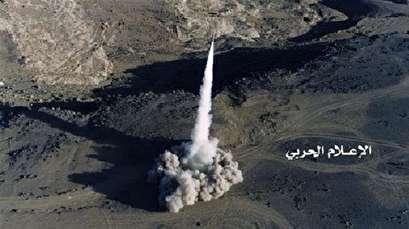 Yemeni ballistic missile hits gathering of Saudi-led mercenaries in Najran: Report