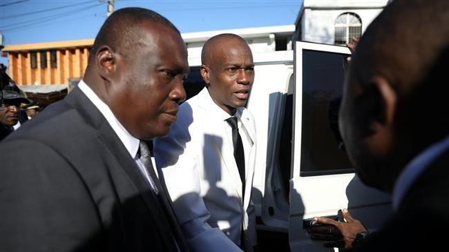 Haiti president 'survives assassination attempt