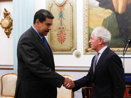 Senior U.S. lawmaker on foreign relations to visit Venezuela