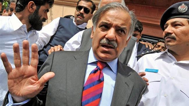 Pakistan's opposition leader Shahbaz Sharif arrested for graft