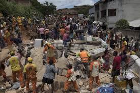 Mudslide near Rio de Janeiro kills 5, injures 11