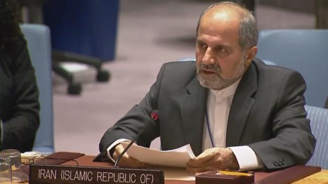 UN resolution on Iran human rights 'political charade'