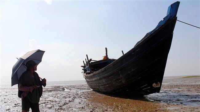 Myanmar arrests 106 Rohingya Muslims heading for Malaysia