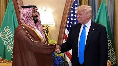 Trump says stands by Saudi crown prince despite rebuke from Senate