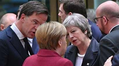 Weakened UK PM in Brussels to seek EU help on Brexit deal