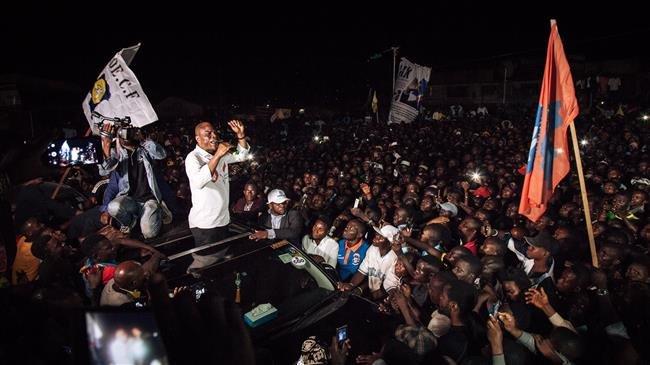 UN urges Congo to halt violence before long-delayed election
