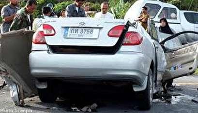 1 Thai dead, 7 S. Korean tourists hurt in Thailand car crash