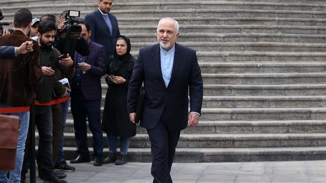 Iran's missile program not in violation of UNSC Resolution 2231, Zarif tells US