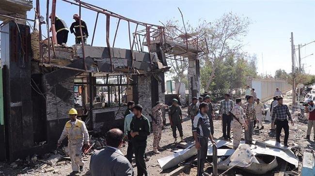 Zarif on Chabahar attack: Iran will punish terrorists, their masters