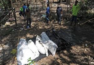 AP confirms 5 unreported Myanmar mass graves