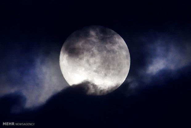 Super moon 2018