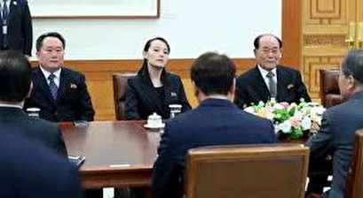 South Korea's Moon hosts North Korean talks as Pence keeps up pressure