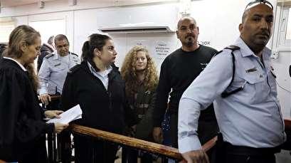 Israeli military trial opens for Palestinian girl hero