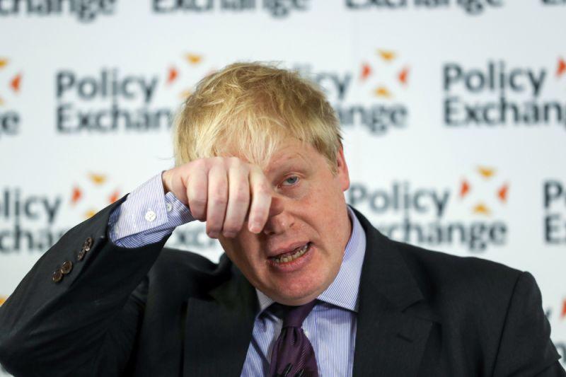 UK's Boris Johnson seeks to reassure Brexit skeptics