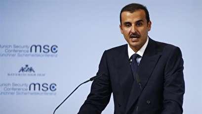 Sheikh Tamim: Qatar blockade by GCC countries 'futile'