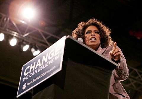 Trump blasts Oprah over 60 Minutes episode