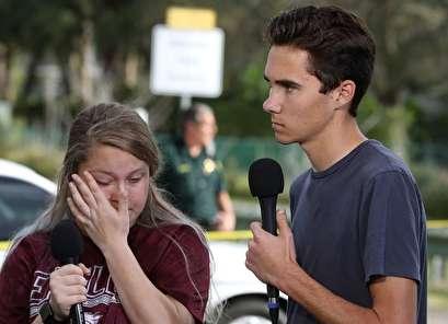 Florida school shooting survivors demand gun control from US legislators