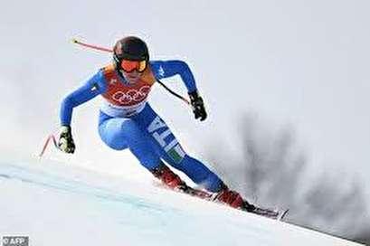 'Samurai' Goggia denies Vonn to win downhill gold