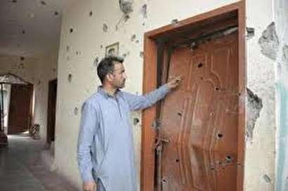 Villagers flee Kashmir front line as India, Pakistan trade artillery fire