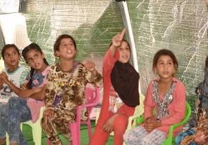 UN: 4 million children in Iraq need assistance