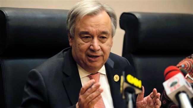 UN thanks Russia, defends participation in Sochi talks