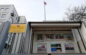 German spy chief alleges North Korea uses Berlin embassy for procurement