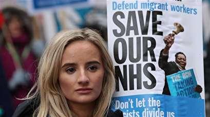 UK doctors refusing urgent surgeries due to bed shortage